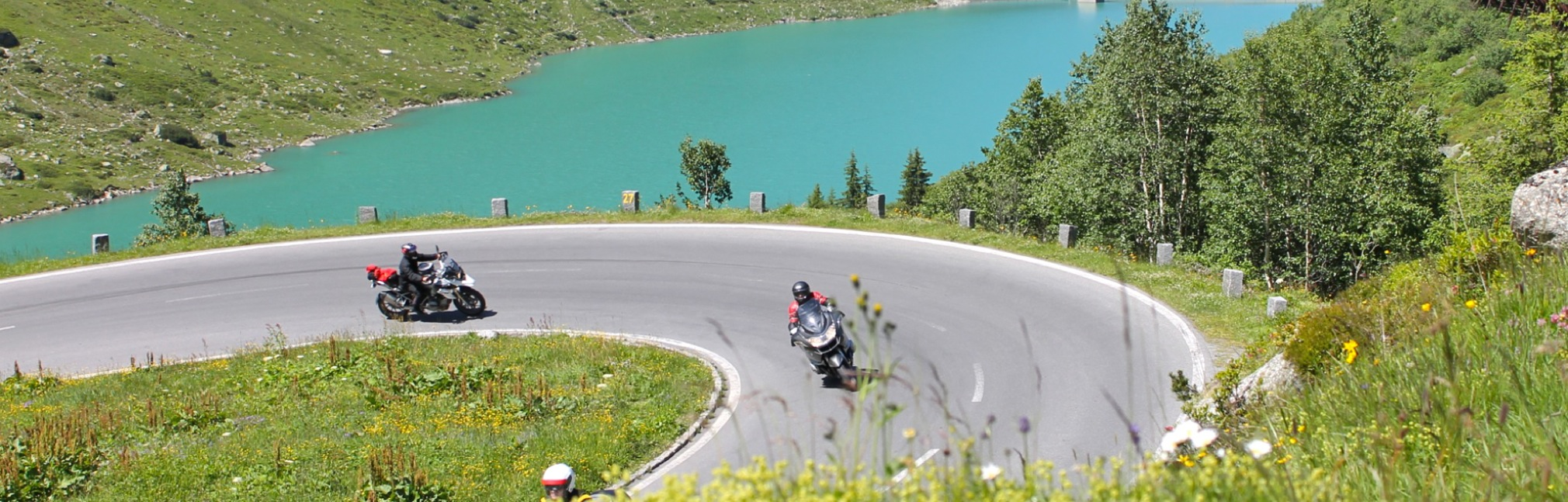 Augustin de Chassy voyages à moto