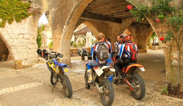 Augustin de Chassy voyages à moto diaporama