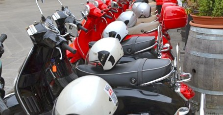 Voyage à moto Augustin de Chassy
